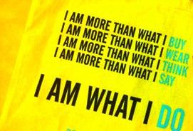i am what i do