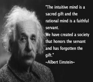 einstein.intuition