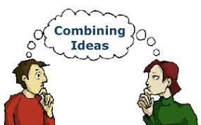 combine ideas