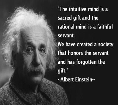 einstein.intuition